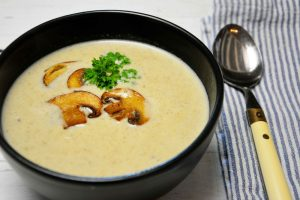 Read more about the article Champignon Cremesuppe